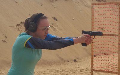 Девушки и оружие! Alsa Pro-LT 2016